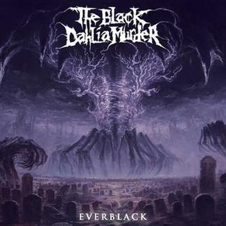 Everblack (The Black Dahlia Murder album) - Image: Everblack (The Black Dahlia Murder album) cover