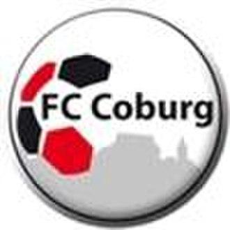 FC Coburg - Image: FC Coburg logo