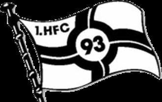 FC Hanau 93 - Image: FC Hanau 93
