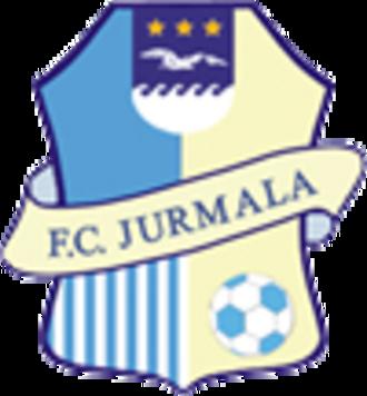 FK Daugava (2003) - Image: FK Jūrmala