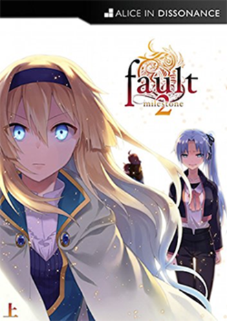 Fault Milestone Two - Side: Above cover art