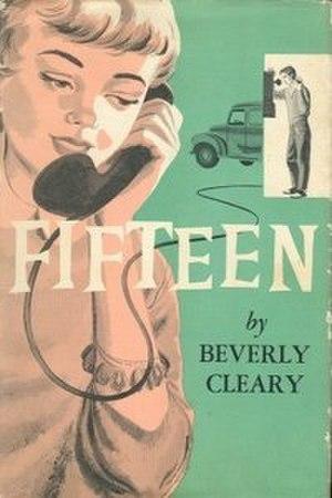 Fifteen (novel) - First edition