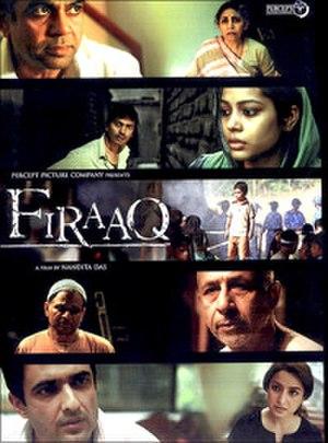 Firaaq - Poster