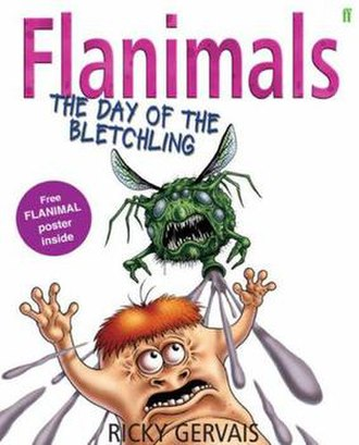 Flanimals: The Day of the Bletchling - Image: Flanimals The Day of the Bletchling