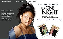 For One Night oficial poster.jpg