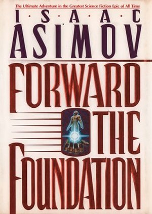 Forward the Foundation - Cover of the first edition