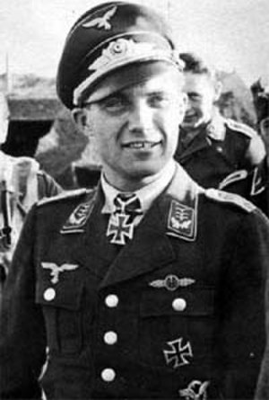 Franz von Werra - Franz von Werra