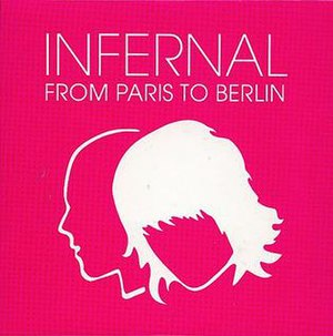 From Paris to Berlin - Image: From Paris to Berlin cd single