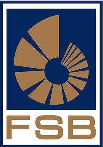 Financial Services Board (South Africa) - Image: Fsb sa logo