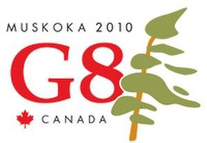 36th G8 summit - 36th G8 summit official logo