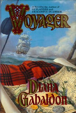 Voyager (novel) - Second edition cover