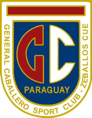 General Caballero Sport Club - General Caballero Emblem