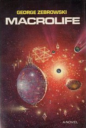 Macrolife - First-edition cover