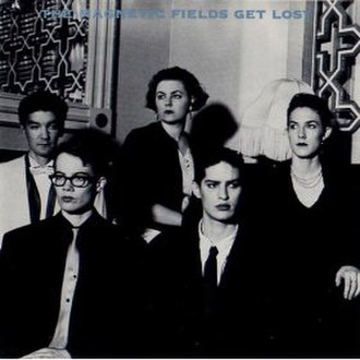 Get Lost (The Magnetic Fields album) - Image: Get Lost (The Magnetic Fields album cover art)