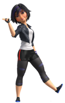 Go Go Tomago from Disney's Big Hero 6.png