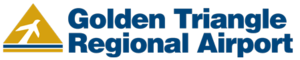 Golden Triangle Regional Airport - Image: Golden Triangle Regional Airport Logo