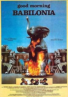 <i>Good Morning, Babylon</i> 1987 film by Vittorio Taviani, Paolo Taviani