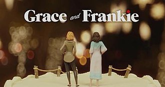 Grace and Frankie - Image: Grace and Frankie title card