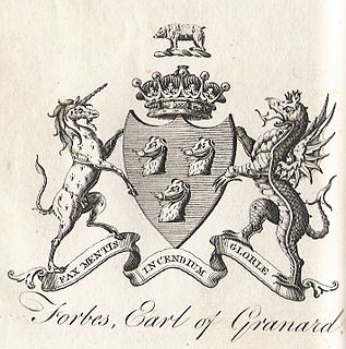 George Forbes, 6th Earl of Granard