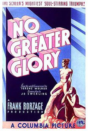 No Greater Glory - Film poster
