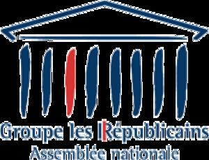 The Republicans group (National Assembly) - Image: Groupe Les Républicains (Assemblée nationale)
