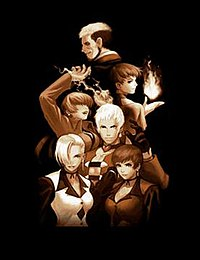 List of The King of Fighters characters - Wikipedia