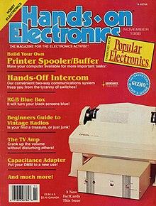 Hands-On Electronics - Wikipedia