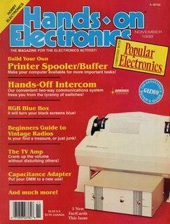 <i>Hands-On Electronics</i>