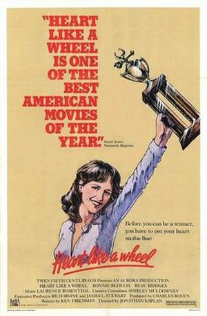 Heart Like a Wheel (film) - Image: Heart Like a Wheel (film) poster