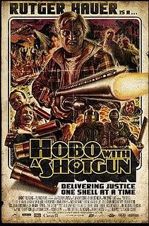 <i>Hobo with a Shotgun</i> 2011 film