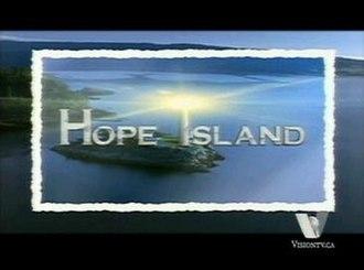 Hope Island (TV series) - Image: Hope Island TV Title Screenshot