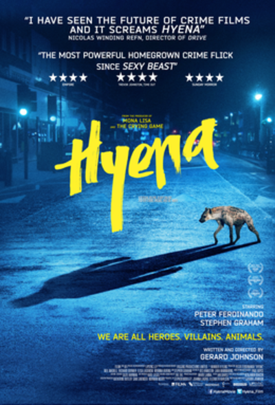 Picture of a movie: Hyena