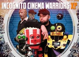 <i>Incognito Cinema Warriors XP</i>