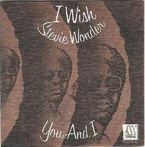 I Wish (Stevie Wonder song) - Image: I Wish 45