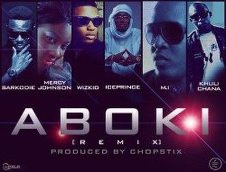 Aboki (song) - Image: Ice Prince Aboki Remix