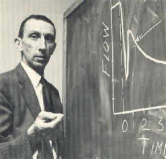 Igor Karassik - Karassik explaining flow equations