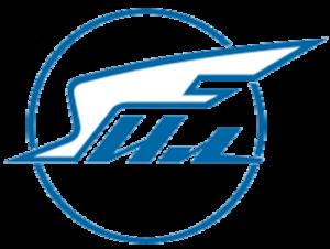 Ilyushin - Image: Ilyushin logo
