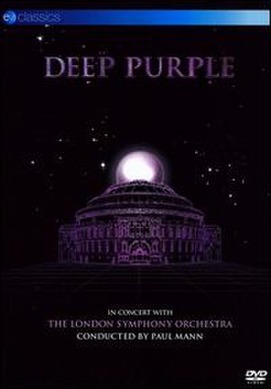In Concert with The London Symphony Orchestra - Image: In Concert with the London Symphony Orchestra