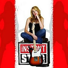 Instant Star - Greatest Hits (album cover).jpg