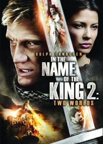 In the Name of the King 2: Two Worlds - Film poster