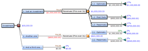 Simplyfied example: Decision Trees can improve...