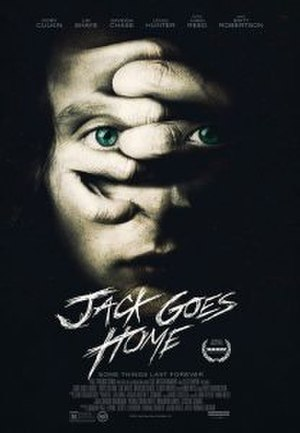 Jack Goes Home - Promotional release poster