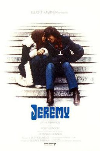 Jeremy (film) - Theatrical poster