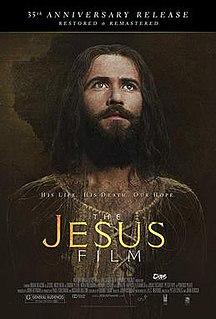 <i>Jesus</i> (1979 film) 1979 film by Peter Sykes, John Krish