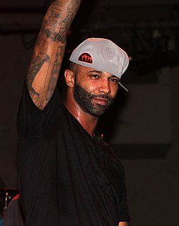 Joe Budden American broadcaster, media personality, songwriter, and former rapper from New Jersey