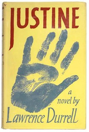 Justine (Durrell novel) - First UK edition