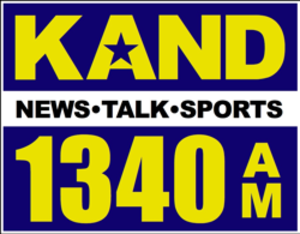 KAND - Image: KAND News Talk Sports