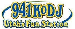 KODJ - Image: KODJ logo