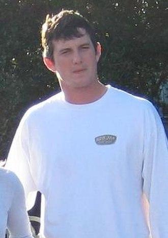 Ken Dorsey - Dorsey in 2008