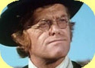 """Kevin Hagen - Kevin Hagen in """"Little House on the Prairie"""""""